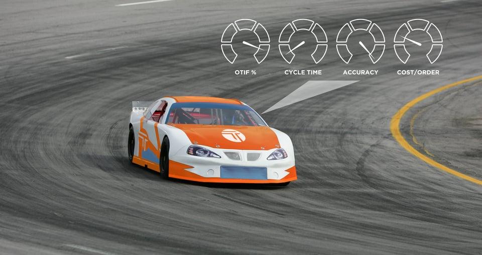 TREW RACE CAR